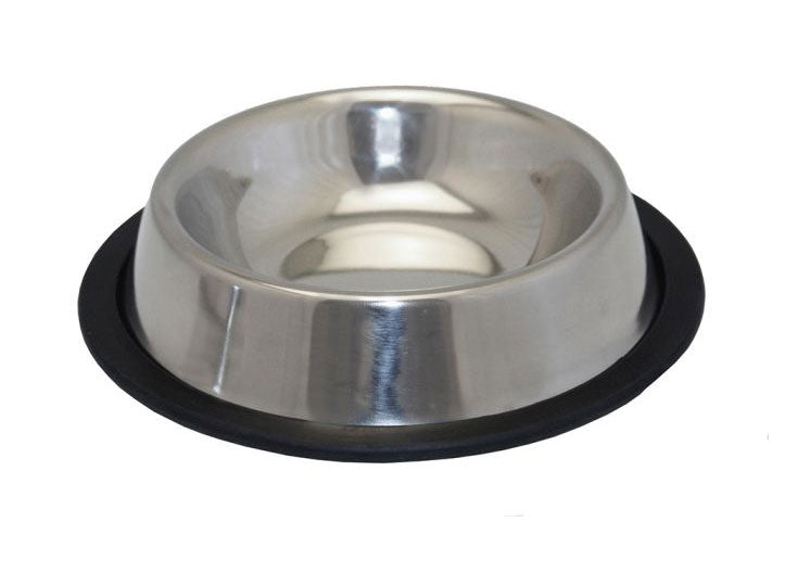 Non Slip Stainless Steel Dog Bowl, Pet Bowls, Feeders & Waterers by Dogs Dogs Dogs