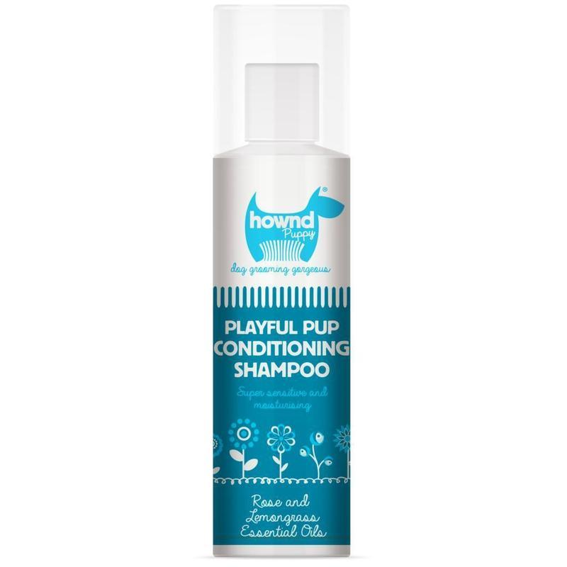 Hownd Playful Pup Conditioning Shampoo, Pet Shampoo & Conditioner by Dogs Dogs Dogs