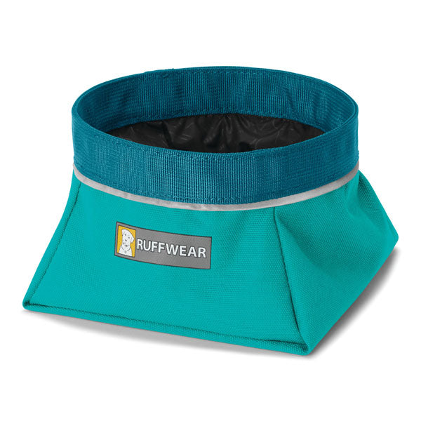 Ruffwear Quencher Portable Travel Bowl, Pet Bowls, Feeders & Waterers by Dogs Dogs Dogs