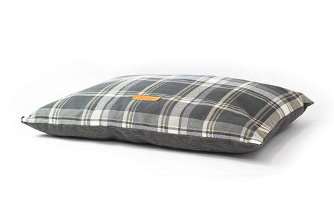 Ralph and Co Tartan Dog Bed - Marlow Cushion
