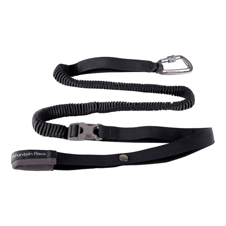 Mountain Paws Shock Absorber Dog Lead, Pet Leads by Dogs Dogs Dogs