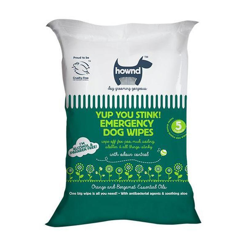 Hownd Yup you Stink! Emergency Dog Wipes by  Dogs Dogs Dogs