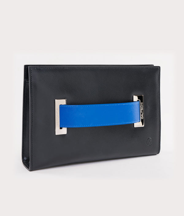 The Clutch Black Out - Blue Mykonos