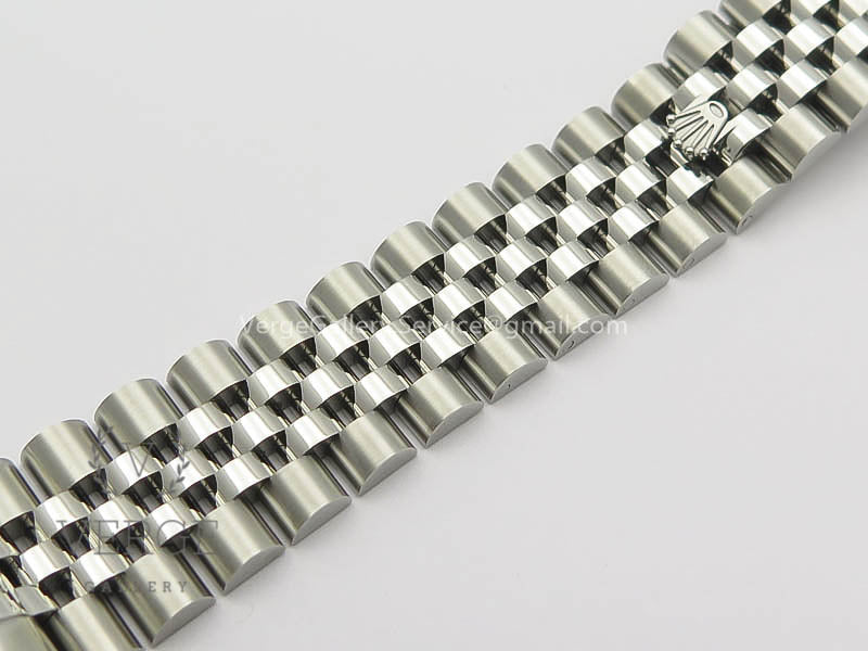 DATEJUST 36MM SS 116234 WHITE DIAL STICK MARKERS ON SS JUBILEE BRACELET ARF