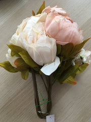 florals for less artificial peony review