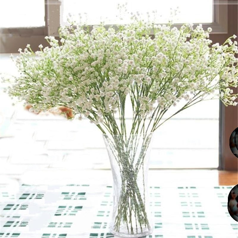 Artificial Baby's Breath SprayFlorals For Less cheap artificial fake flowers online