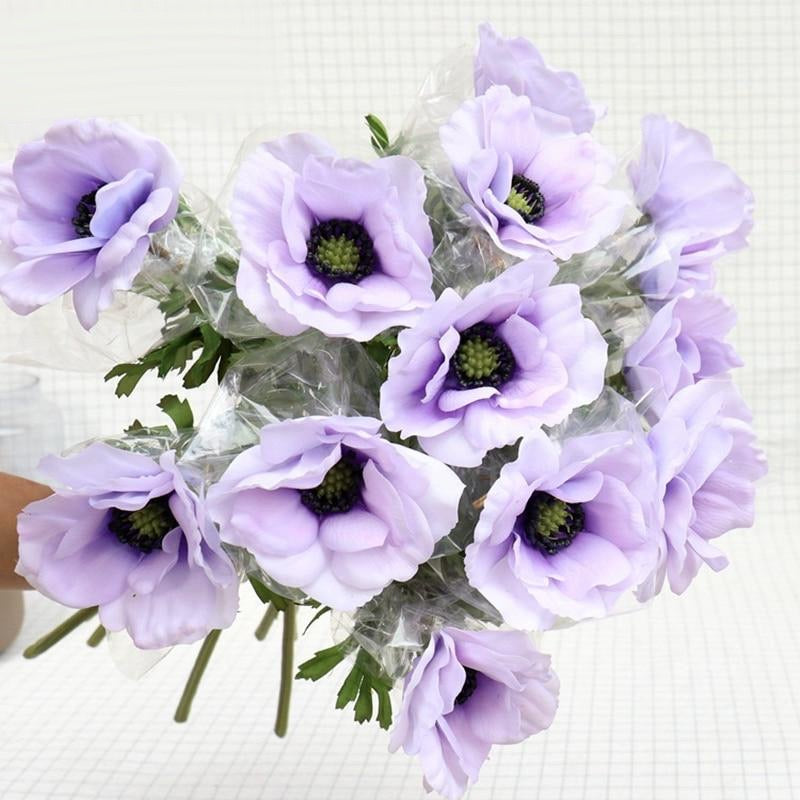 Real Touch Anemones (7 Pack)