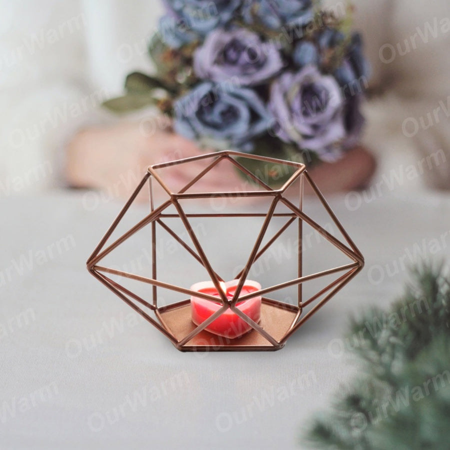 Geometric Candle HolderFlorals For Less cheap artificial fake flowers online