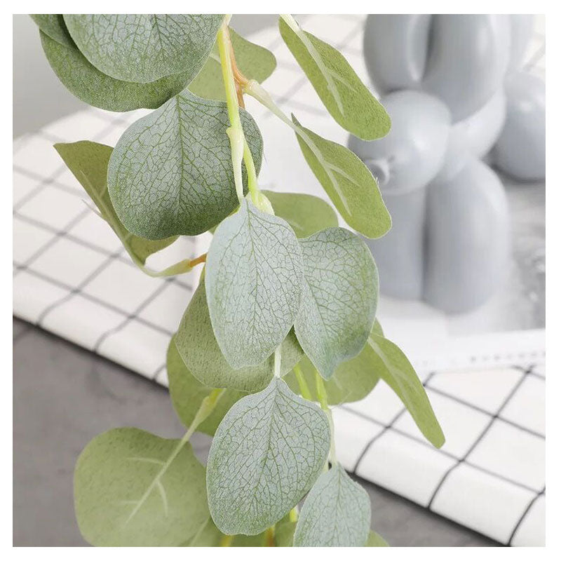 Artificial Sage Green Eucalyptus GarlandFlorals For Less cheap artificial fake flowers online