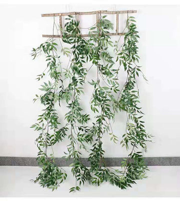 Artificial Long Foliage Garland