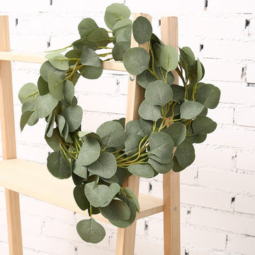 Real-Look Eucalyptus Garland