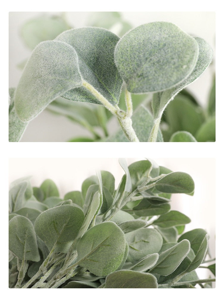Frosted Soft Greenery