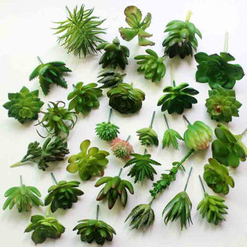 Artificial Mini SucculentsFlorals For Less cheap artificial fake flowers online