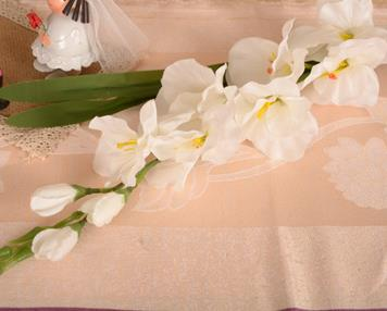 Artificial Gladiolus StemWhiteFlorals For Less cheap artificial fake flowers online