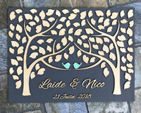 Personalized Wedding Guest Book AlternativeGrayFlorals For Less cheap artificial fake flowers online