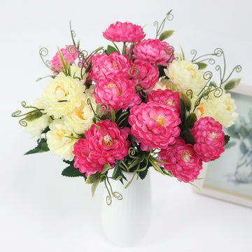 Small Chrysanthemum SprayFlorals For Less cheap artificial fake flowers online