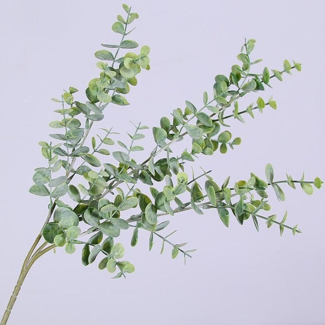 Eucalyptus BranchGreenFlorals For Less cheap artificial fake flowers online