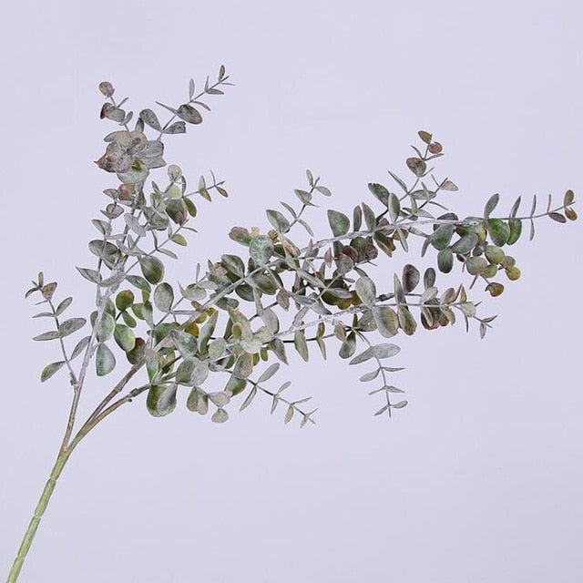 Eucalyptus BranchRedFlorals For Less cheap artificial fake flowers online