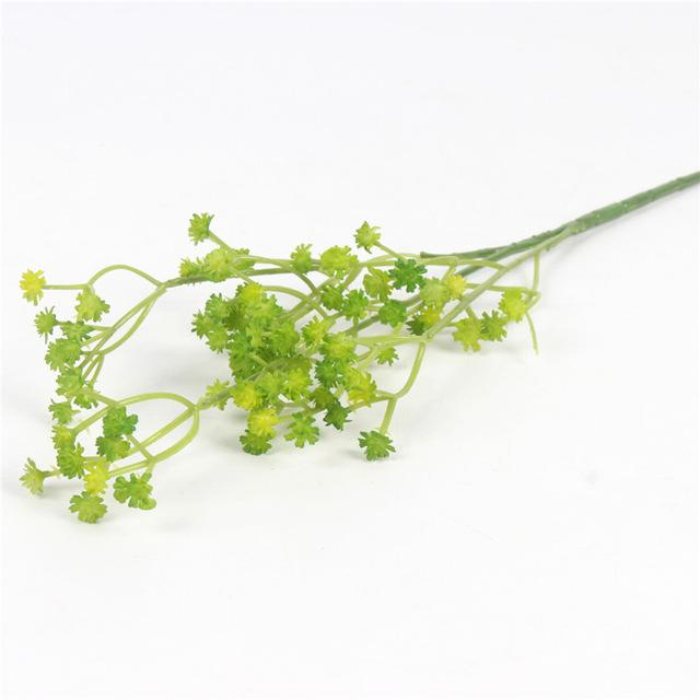 Artificial Baby's Breath SprayGreenFlorals For Less cheap artificial fake flowers online