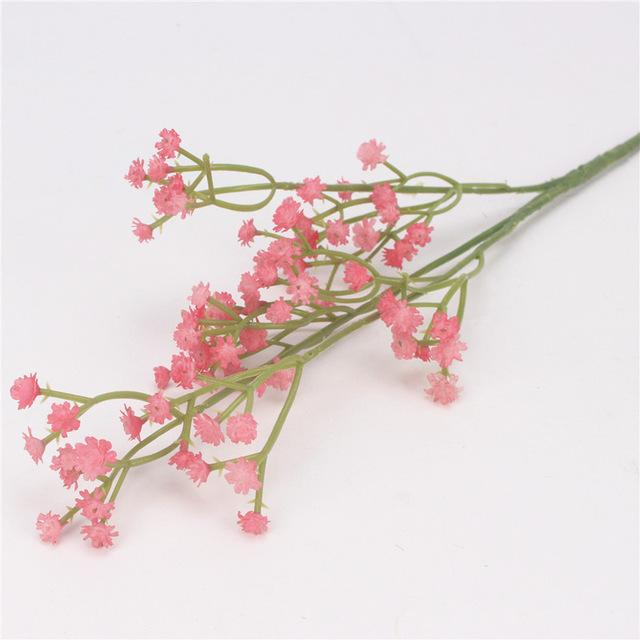 Artificial Baby's Breath SprayRedFlorals For Less cheap artificial fake flowers online