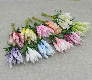 Artificial Mini Lavender SprigsFlorals For Less cheap artificial fake flowers online