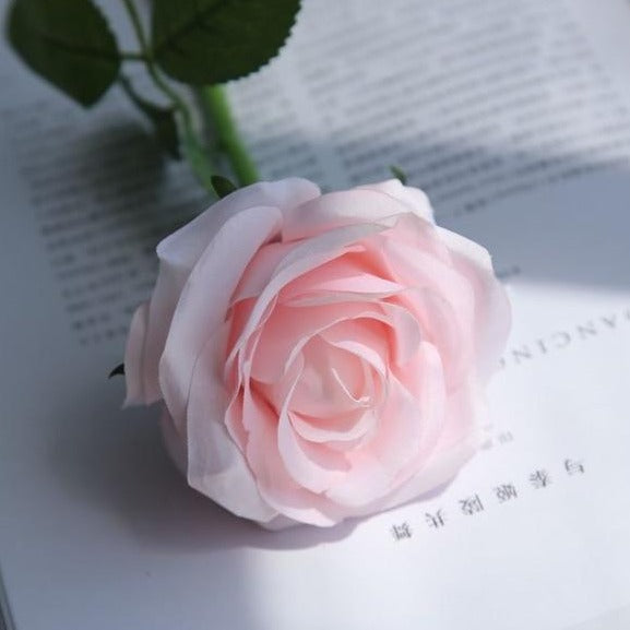 Artificial Silk Rose SprayPinkFlorals For Less cheap artificial fake flowers online