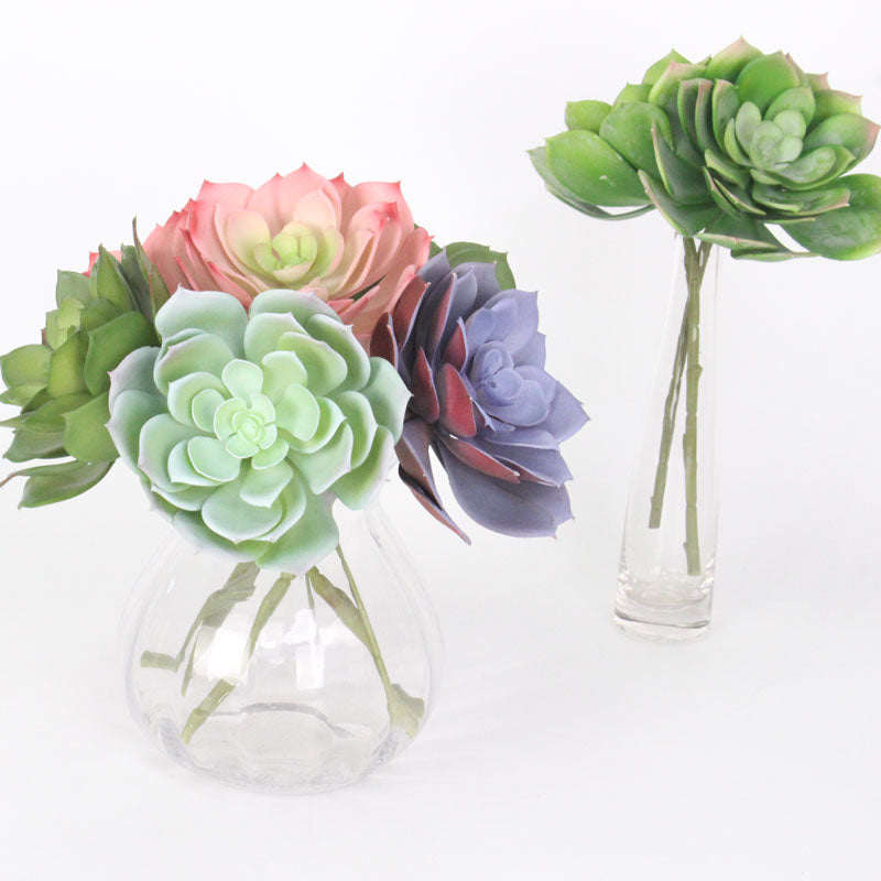 Large SucculentsFlorals For Less cheap artificial fake flowers online