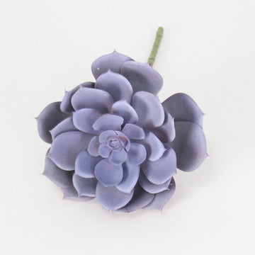 Large SucculentsPurpleFlorals For Less cheap artificial fake flowers online