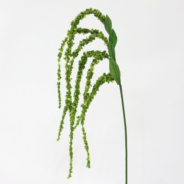 Artificial AmaranthusGreenFlorals For Less cheap artificial fake flowers online