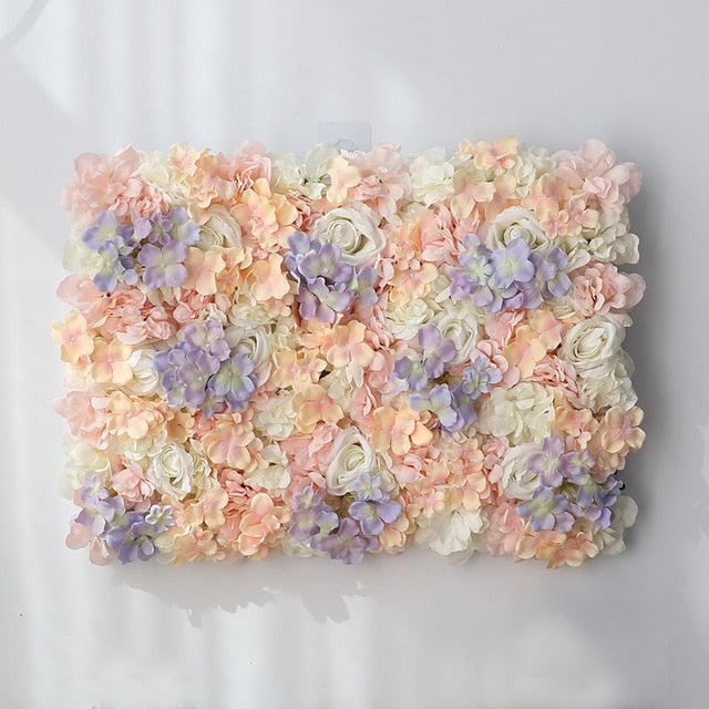 Flower Wall (7.5 ft)PastelFlorals For Less cheap artificial fake flowers online
