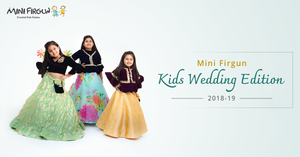 Kids Wedding Clothes: How to dress up your kids for the wedding season!