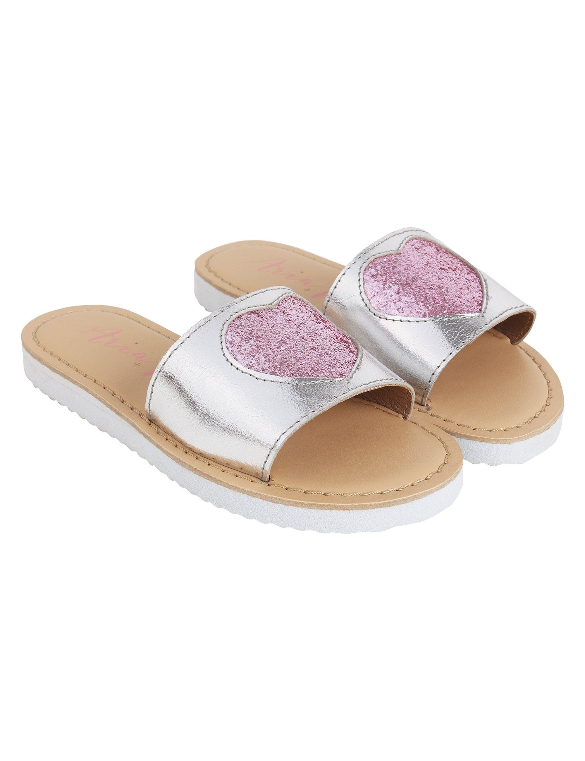 Heart Flats for Girls