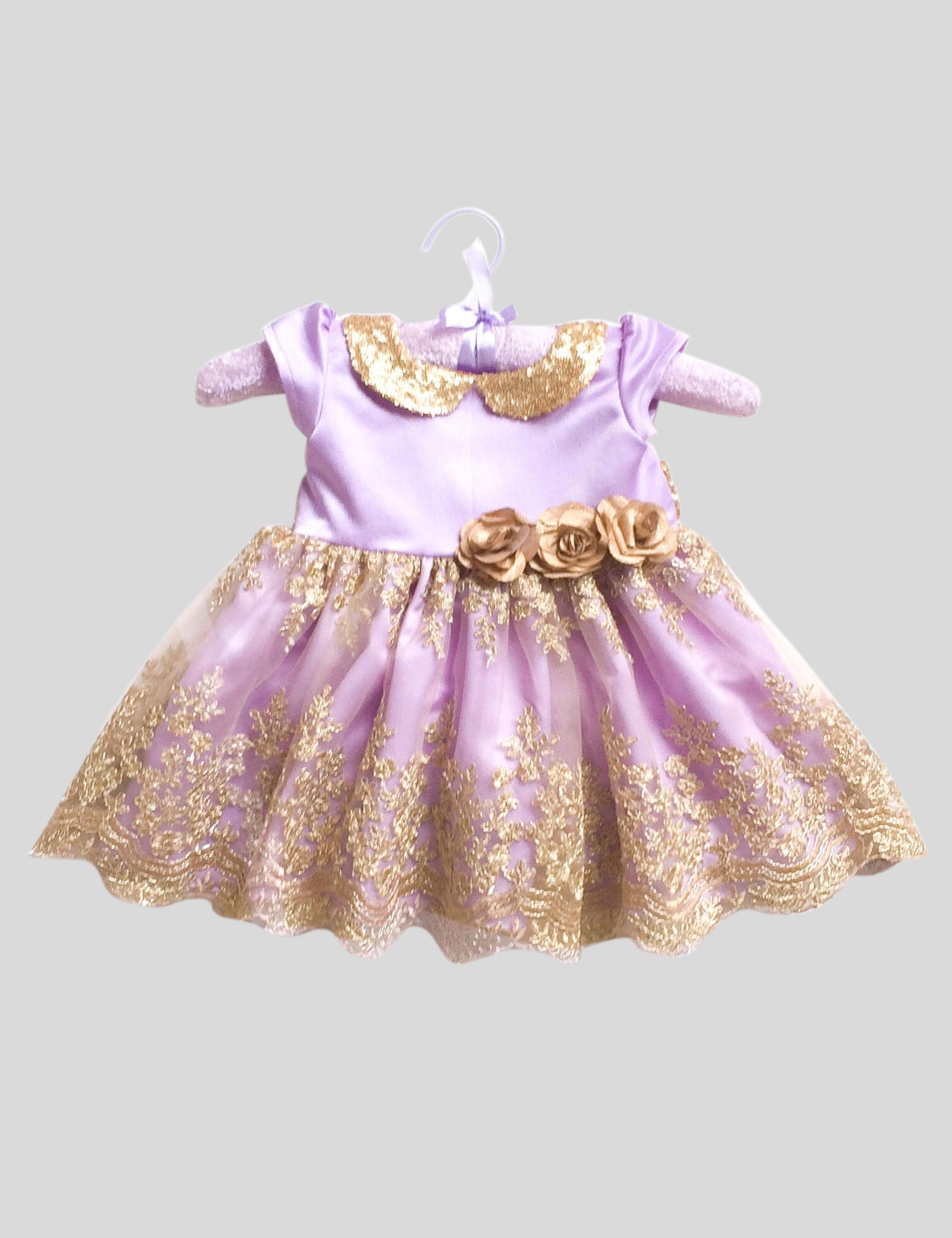 Estrella Dress in Pink Colour for Girls