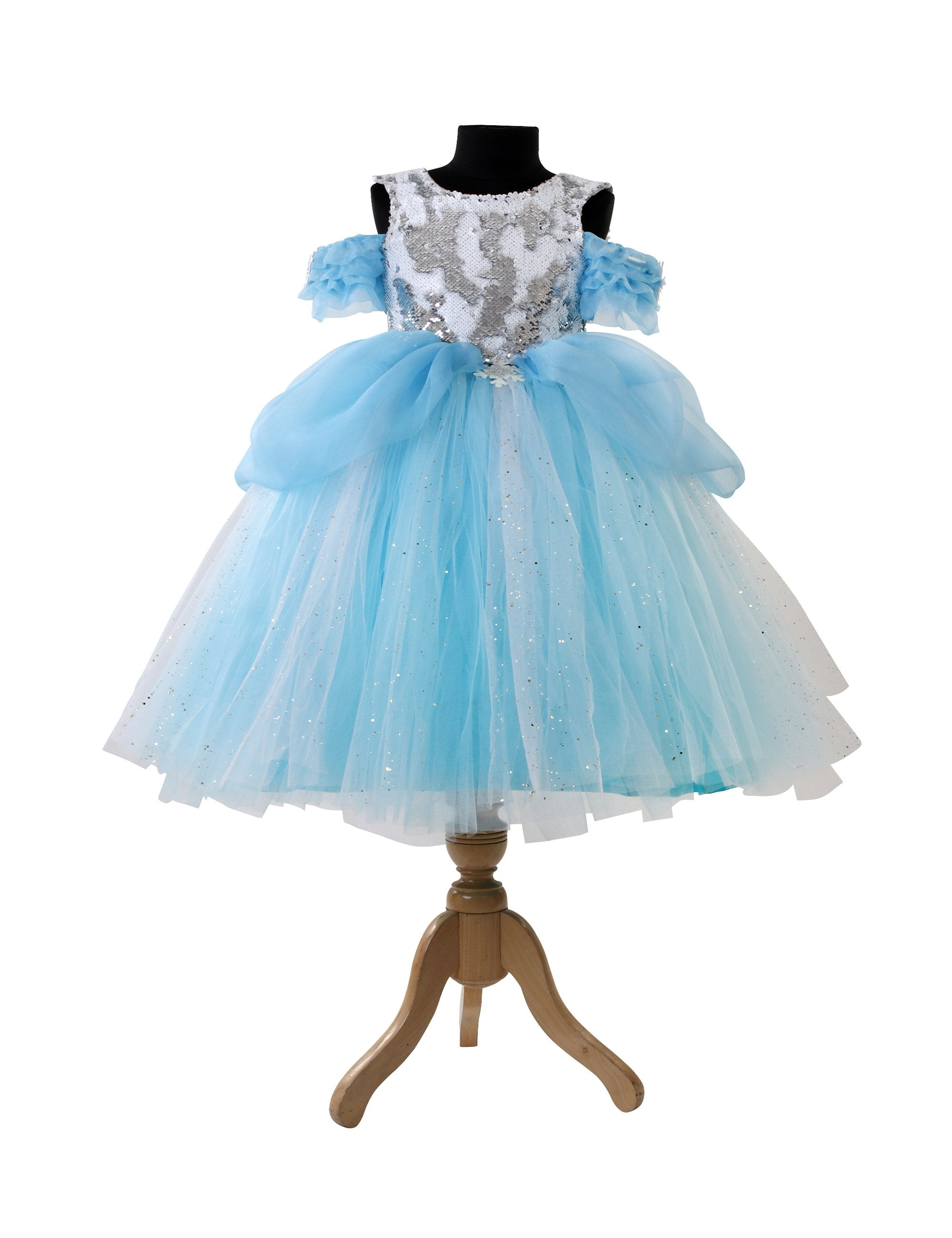 Adoreable Frozen Gown