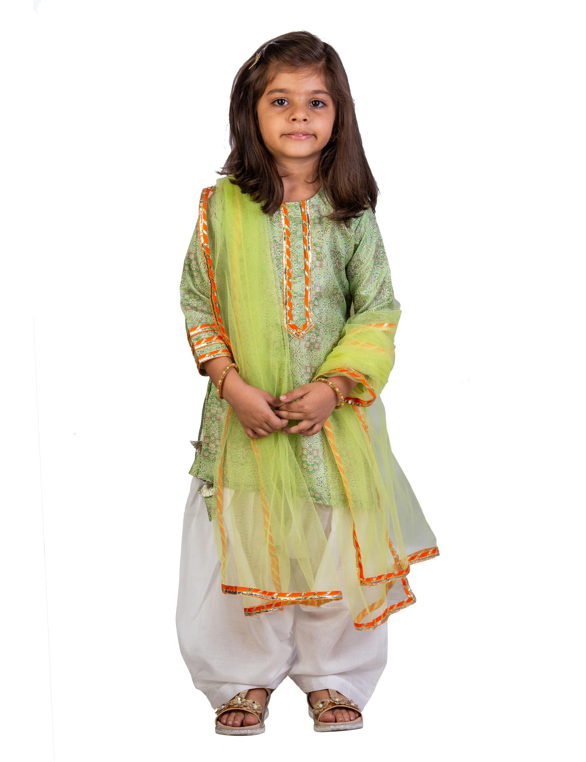 6c95796178 Girls Salwar Suit- Buy Girls Salwar Kameez Online in India | Minifir ...