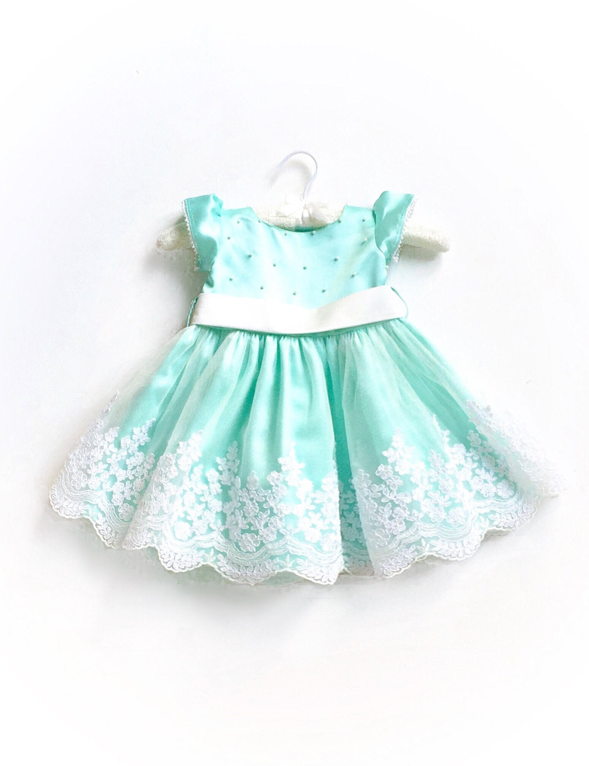 3b8fb53208 Paris Belle Dress in Blue Colour for Girls