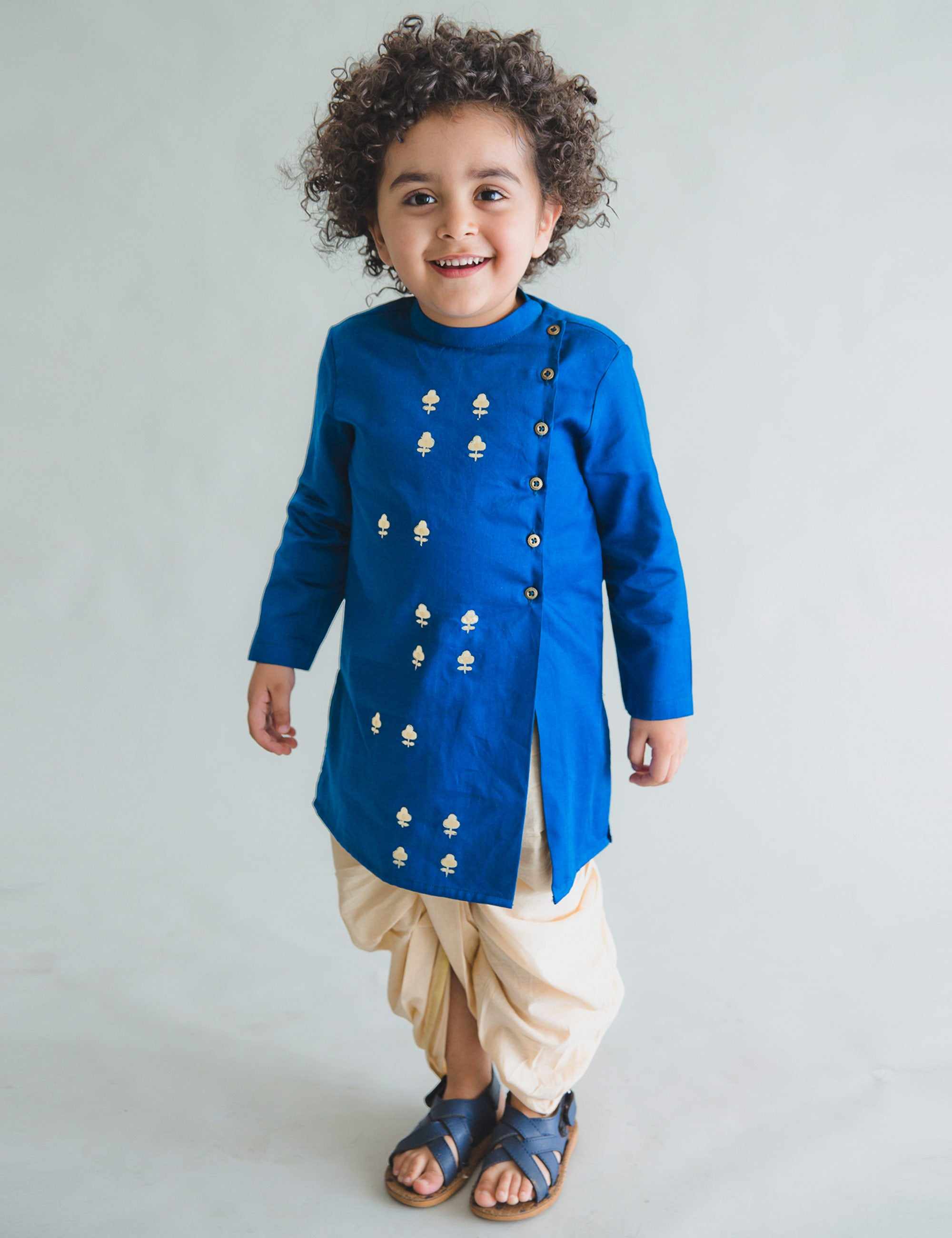 Traditional Kurta Set for Boys.