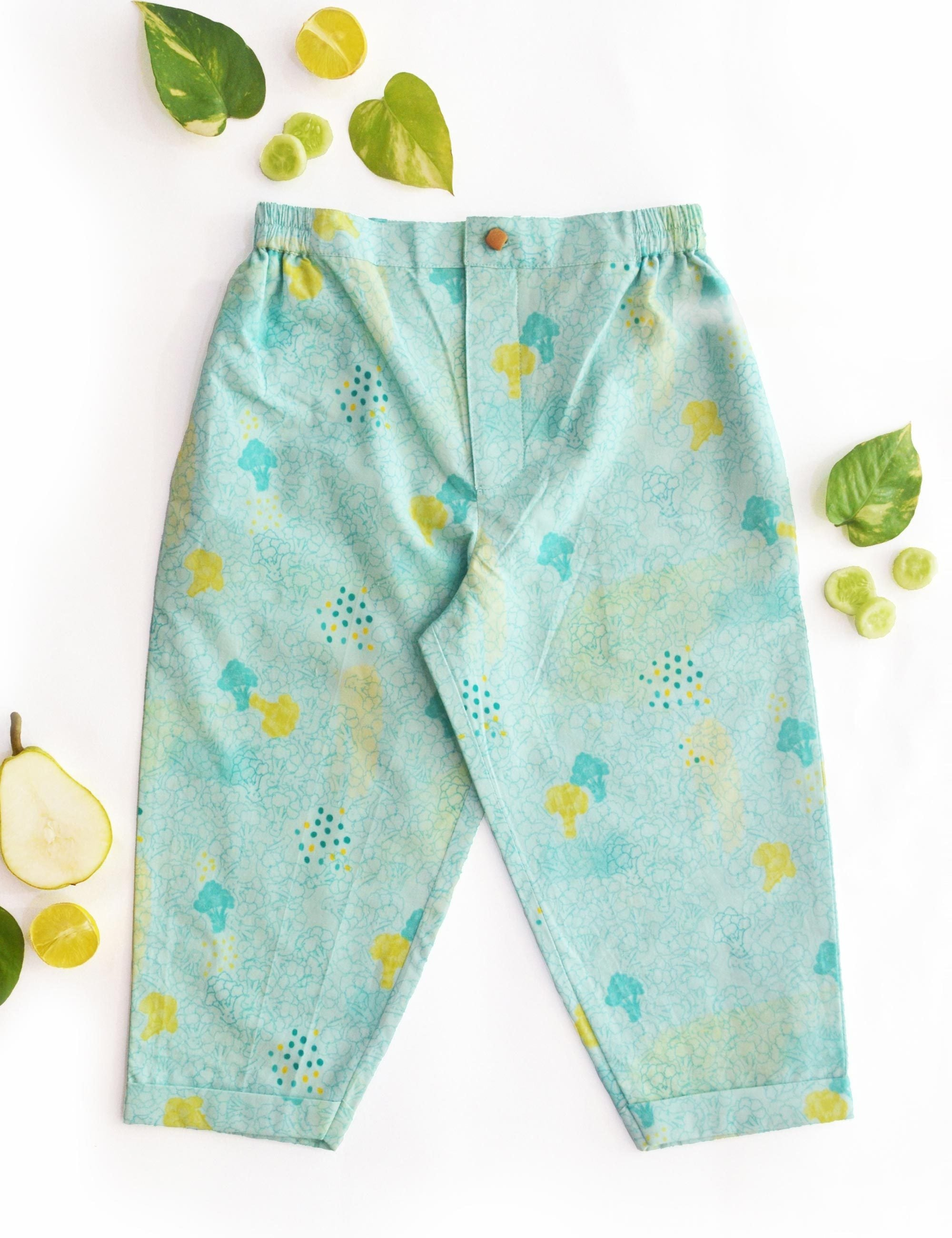 Broccoli Unisex Trousers