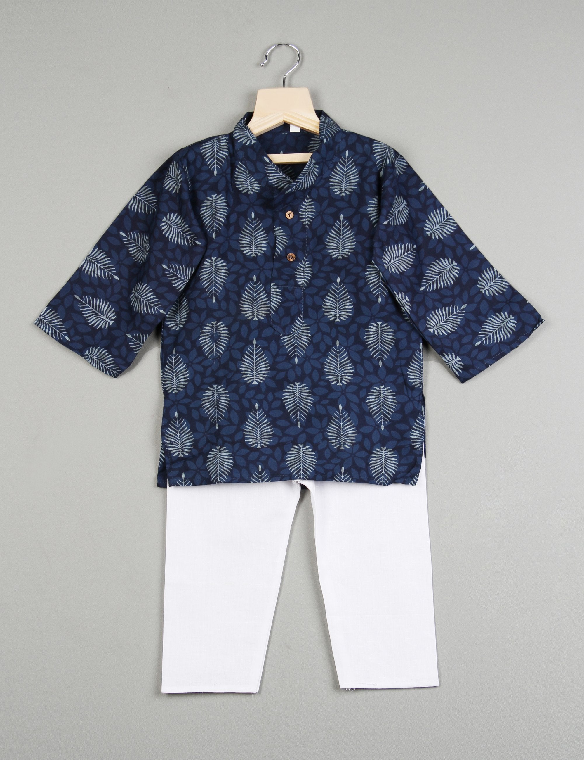 Anchor Buty Kurta Pyjama Set