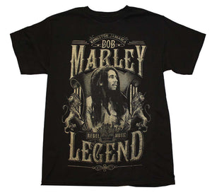 Bob Marley Legend T-Shirt