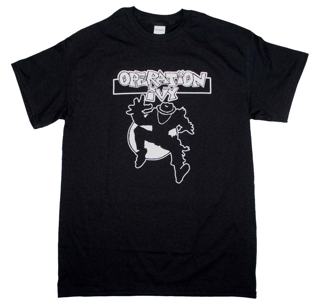 Operation Ivy Classic Ska Man T-Shirt