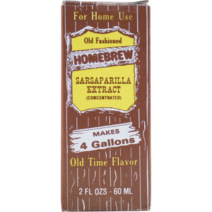 Sarsparilla Soda Extract