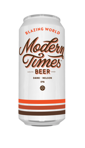 Modern Times Blazing World - 16 oz can