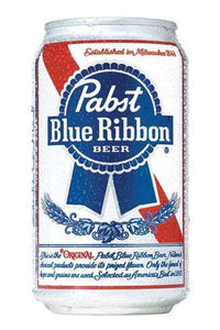 Pabst Blue Ribbon 12 oz 12 pack cans (PBR)