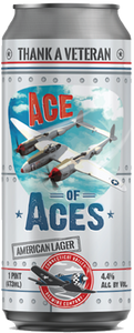 Ace of Aces - Connecticut Brewing - 16 oz can