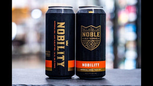 Nobility Triple IPA - Noble Ale Works - 16 oz can