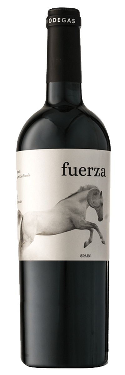 Fuerza Red Blend - Egos Bodega - 750 ml bottle