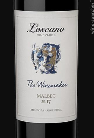 Loscano Malbec - 750 ml bottle