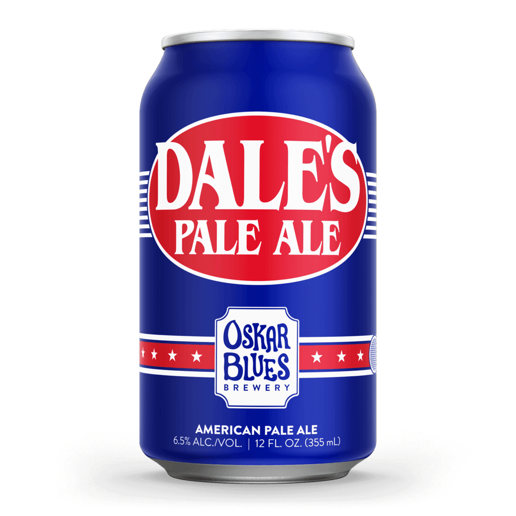 Dales Pale Ale 12 oz can