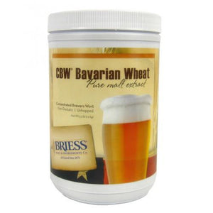 Bavarian Wheat - 3.3 lb Jar LME